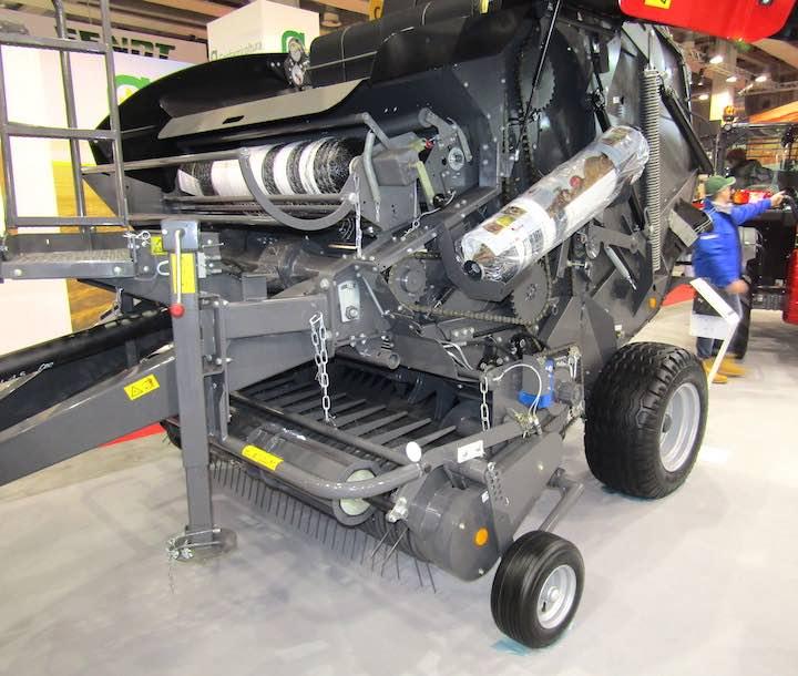 Nuovo RB 4160 V della serie RB alla kermesse veronese