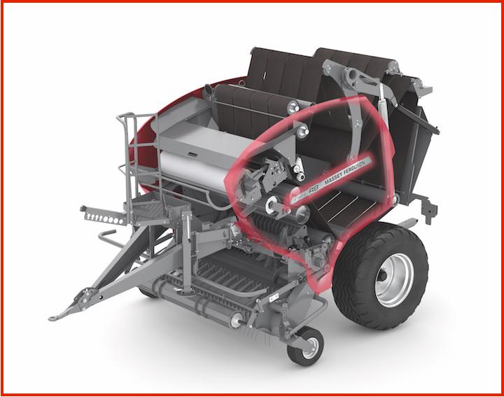 Modello RB 4160V del brand del Gruppo AGCO