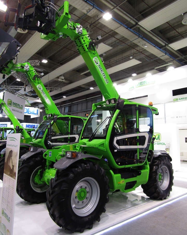 Merlo Turbofarmer TF 38.10 TT CS-145 CVT