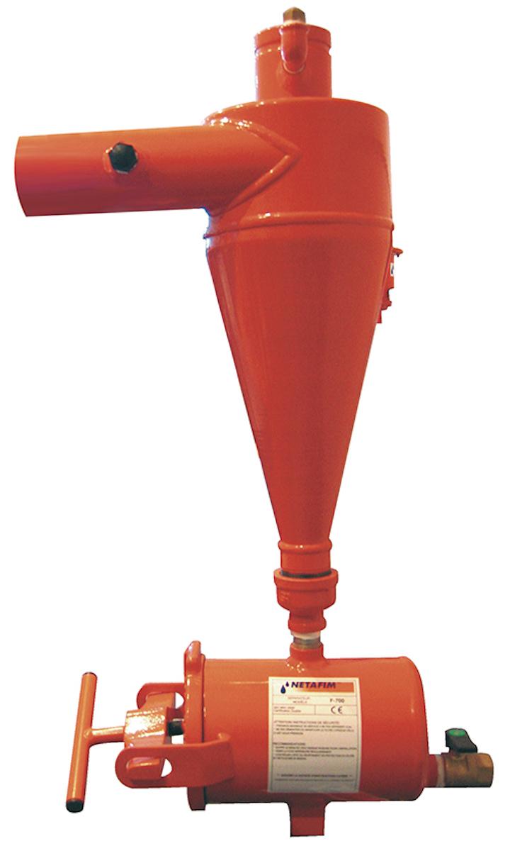 Netafim esperienza e competenza per la migliore for Filtro per irrigazione