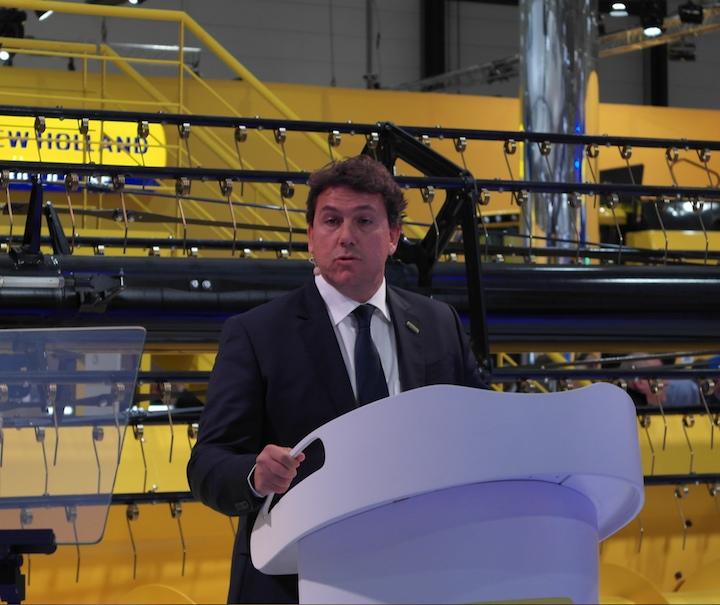 Alessandro Maritano - nuovo vice presidente Emea_Agritechnica 2017