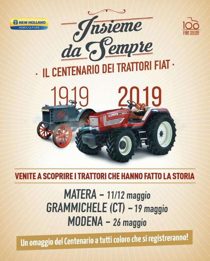 Le celebrazioni avverranno a Matera, Grammichele (Ct) e Modena