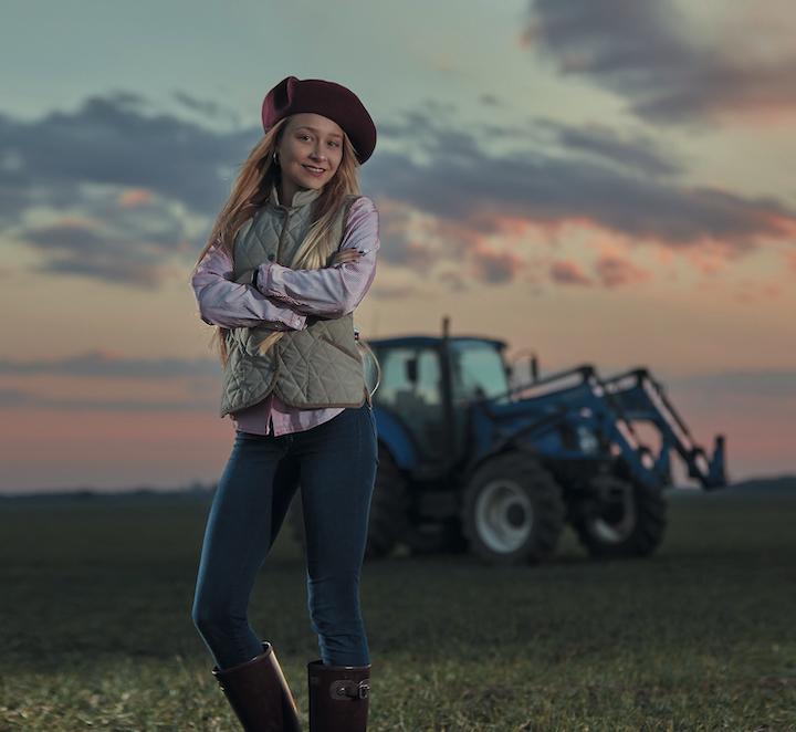 Una grande passione muove le donne attive in agricoltura
