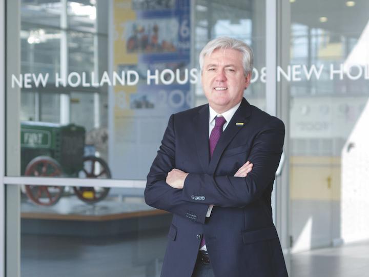 Carlo Lambro, brand president di New Holland
