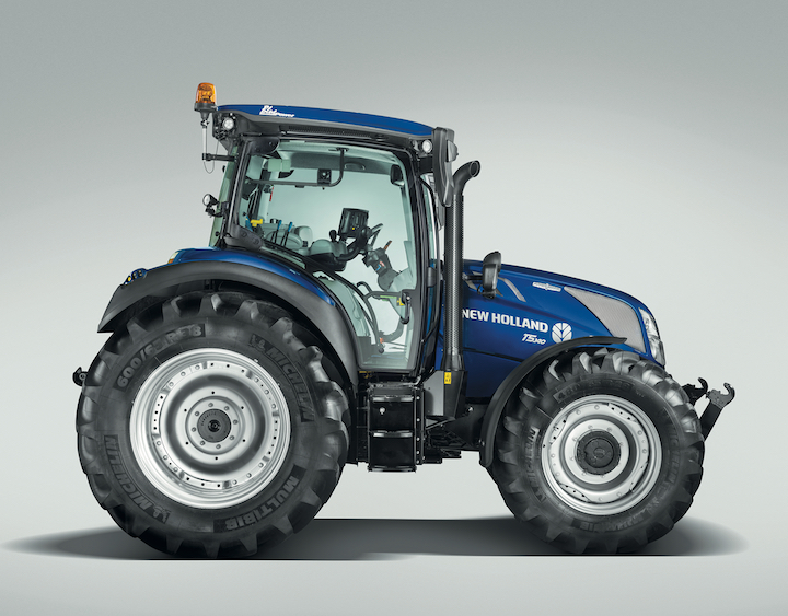 Nuovo New Holland T5.140 AutoCommand™