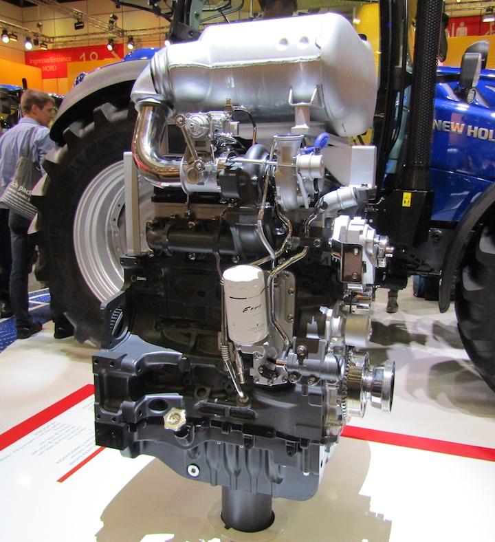 Motore FPT Industrial Nef N45 Stage V con HI-eSCR2
