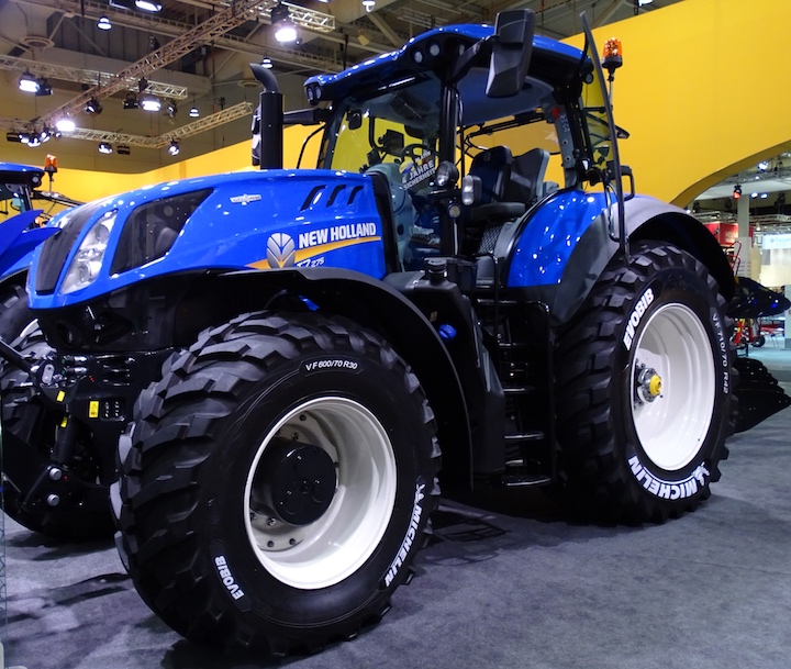 Trattore New Holland T7.275 Heavy Duty ad Agritechnica 2017