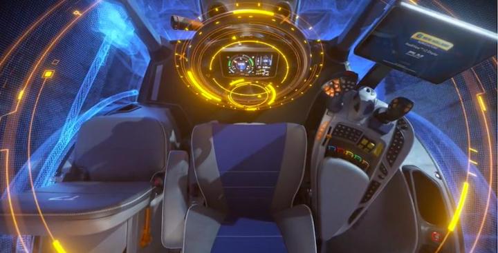 Nuova cabina Horizon Ultra T7 HD 2021