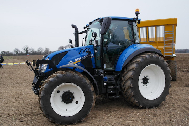 New Holland T5 2017 2018 Best Cars Reviews