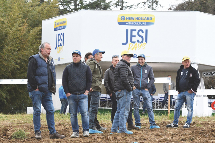 Oltre 1.300 i partecipanti agli Jesi Days