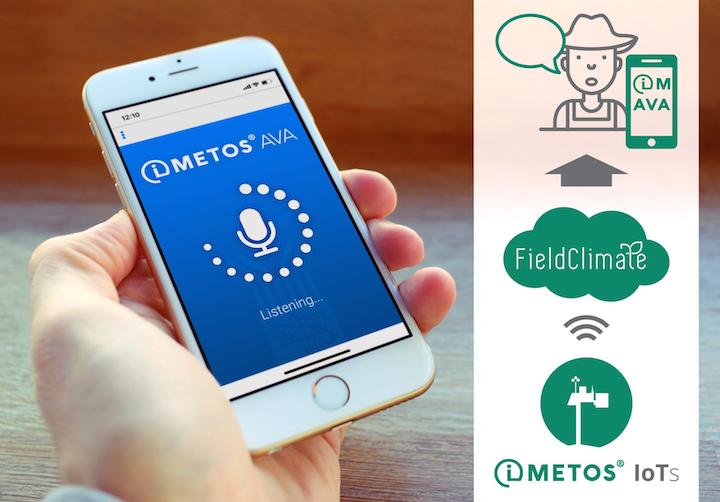 App Pessl iMetos Agronomic Virtual Assistant tra le Segnalazioni 2018