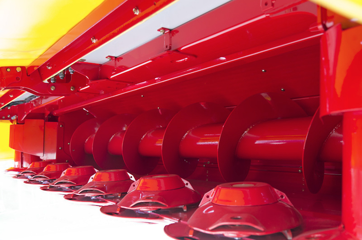 Sistema Cross Flow Pottinger