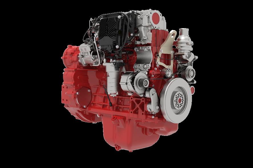 Motore Deutz TCD 9.0, in mostra ad Eima 2018