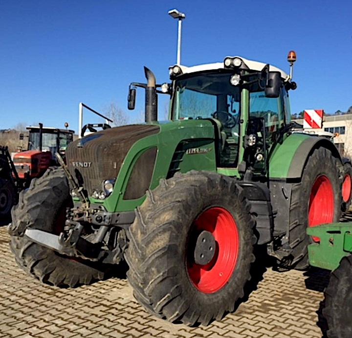 Fendt 936 Vario Profi, uno dei trattori in vendita all'asta Ritchie Bros