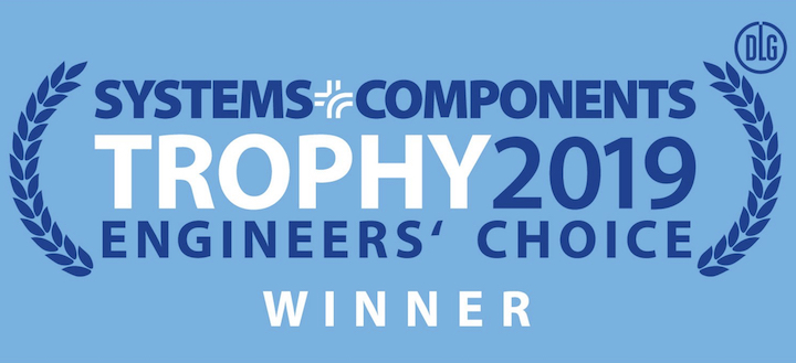 Logo di Systems & Components Trophy - Engineers' Choice 2019