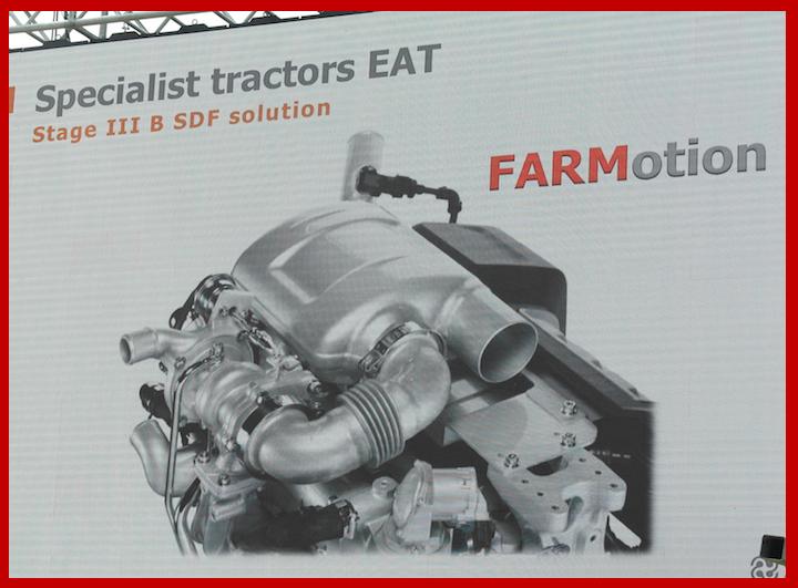 Motore FARMotion Same Frutteto S CVT