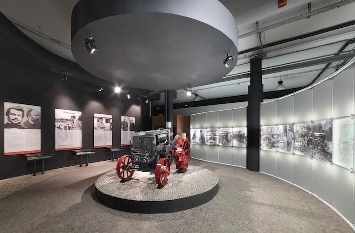 Trattrice Cassani, in mostra nel riorganizzato museo di Same