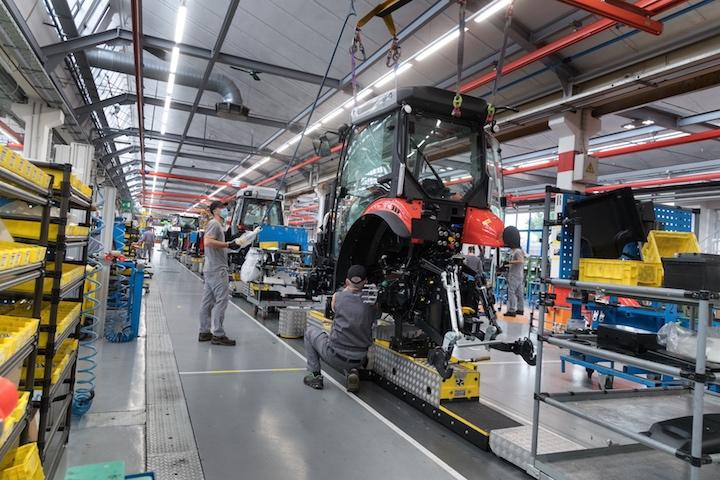 In arrivo nuovi trattori dei brand SDF nel 2020