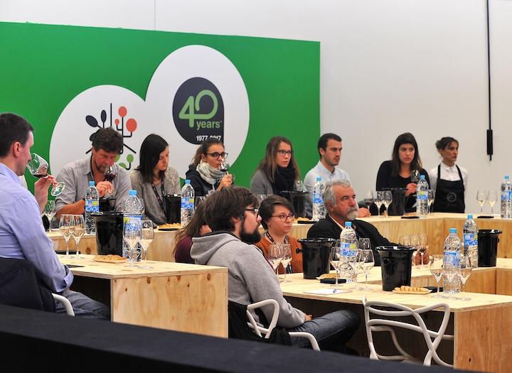 Una degustazione organizzata al Sitevi 2017
