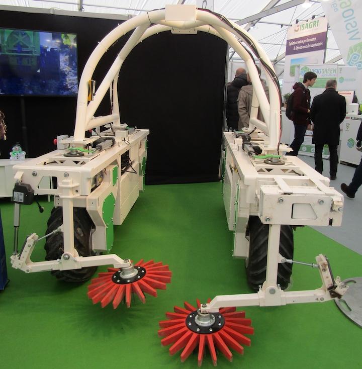 Robot Ted di Naïo Technologies