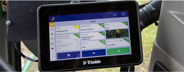 Trimble Display GFX 350 - Agritechnica 2019