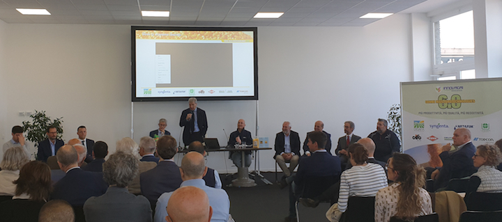 Presentazione di Combi Mais Idrotechnologies 6.0