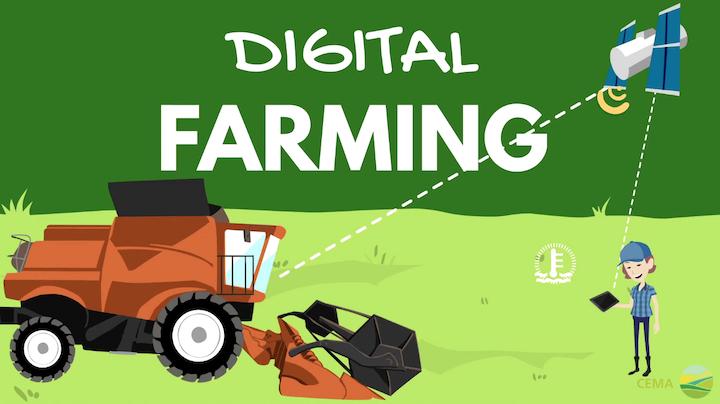 Digital farming cruciale per un'agricoltura più sostenibile