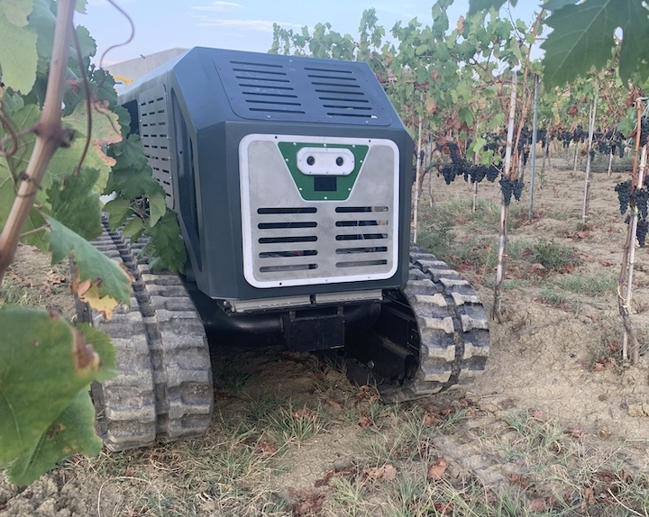 Robot autonomo DooD di Earth Automations