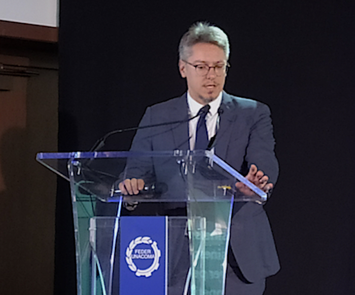 Enrico Gallorini CEO Grs