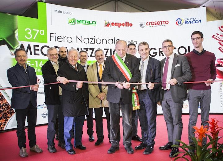 Inaugurazione della Fiera di Savigliano 2018 (Fonte foto: © Stefano Ursida)