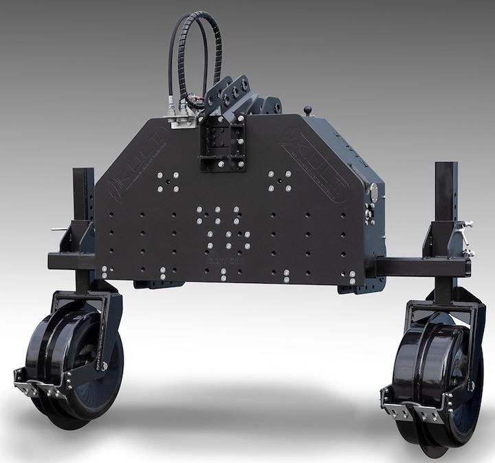 Sistema di spostamento laterale iVision SV di KULT