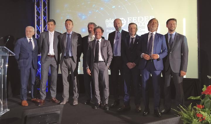 La squadra FederUnacoma 2019