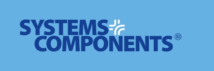 Systems&Components è l'esposizione dedicata alla componentistica e ai sistemi all'interno di Agritechnica