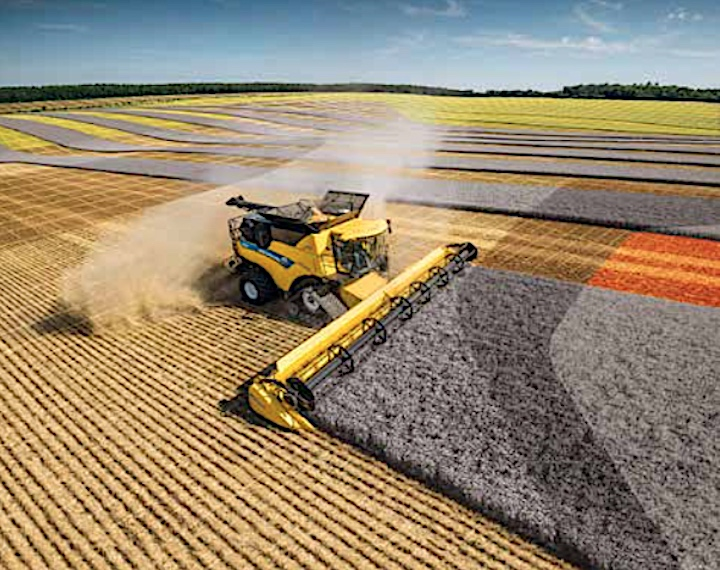 New Holland NutriSense™, premiato con l'argento ai Sima Innovation Awards 2021