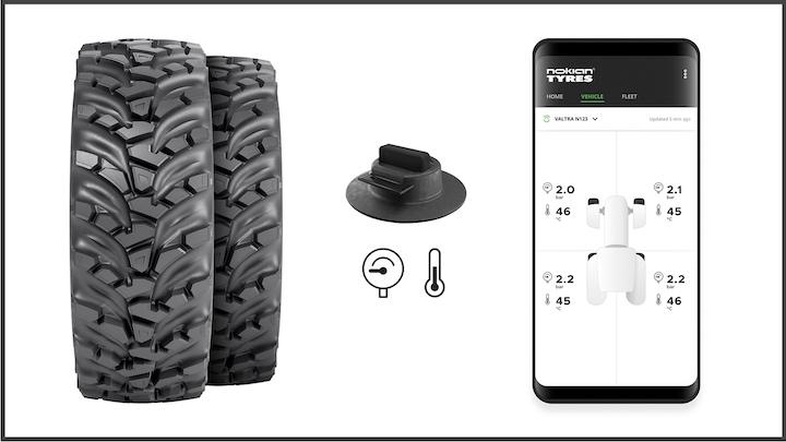 Intuitu™, pneumatici smart by Nokian Heavy Tyres