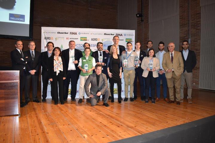 I vincitori del Tractor de España 2020