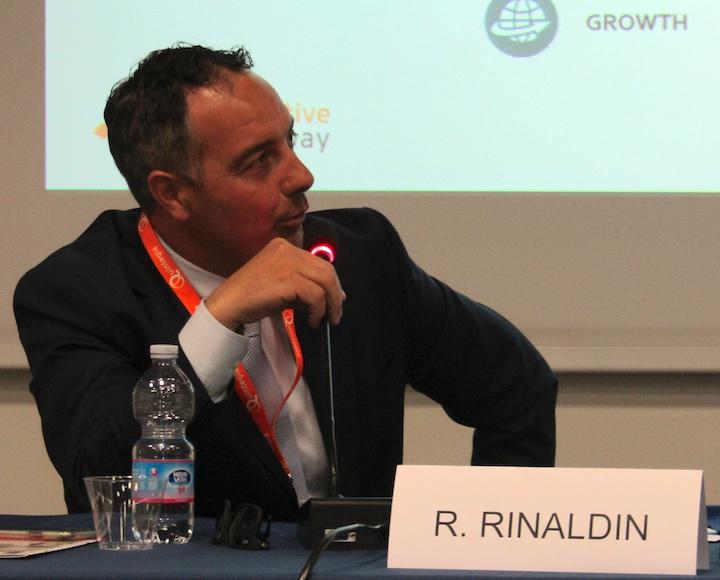 Roberto Rinaldin, presidente di Unacma