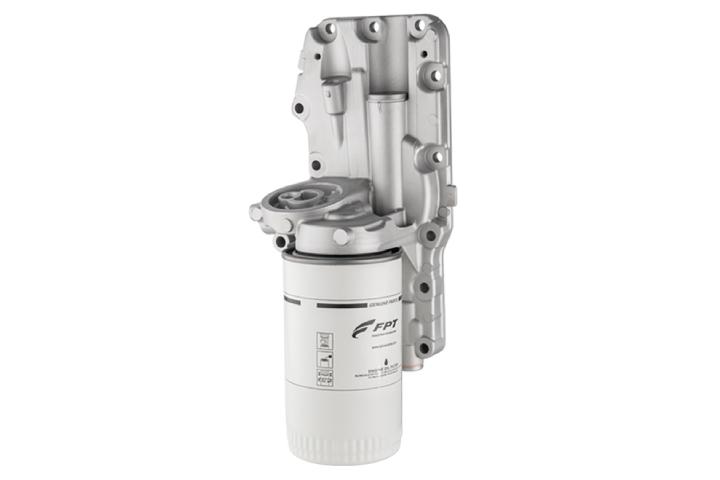 Il filtro sviluppato da Mann+Hummel per FPT Industrial