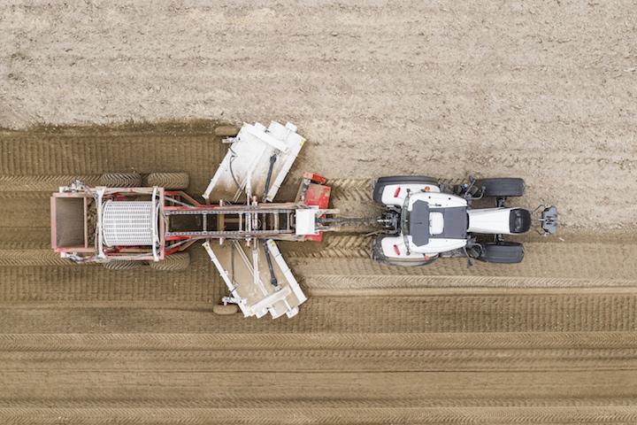 Linee guida e gestione degli attrezzi Isobus perfette con i trattori Valtra