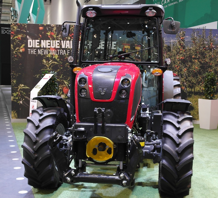 Valtra F105ad Agritechnica 2019