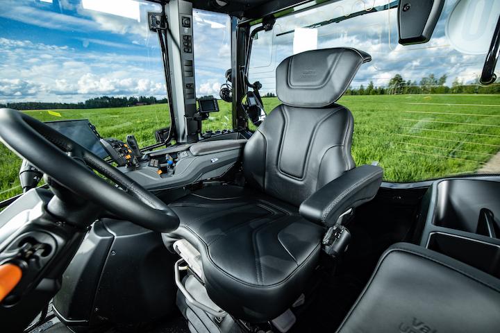 Tecnologia all'avanguardia sui trattori Valtra