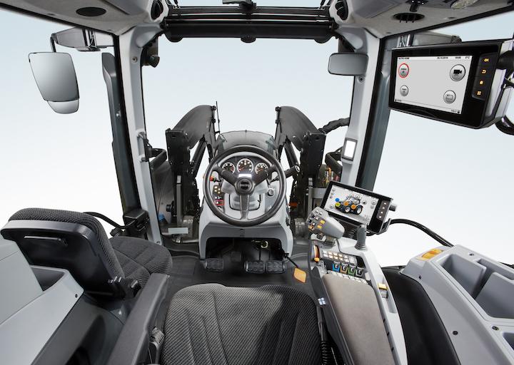 Display SmartTouch e terminale secondario per le Serie Valtra N-T-S