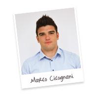 Il tecnico di QdC Marco Cicognani, 347 2478757