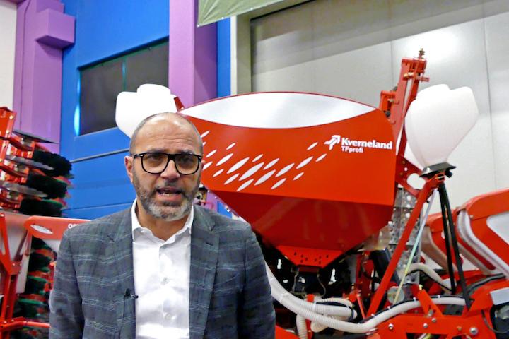 Sandro Battini direttore commerciale Kverneland Group Italia