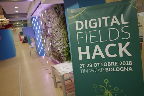 Digital Fields Hack 2018