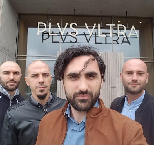 Il team di Evja