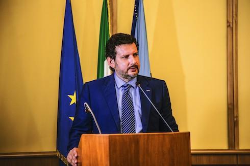 Valerio Novelli, presidente della VIII Commissione Agricoltura e ambiente della Regione Lazio
