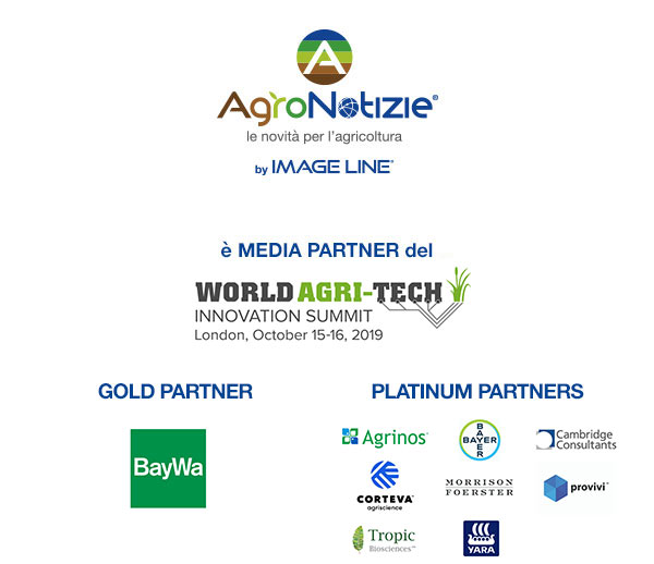 World Agri-Tech London 2019