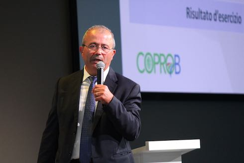 Claudio Gallerani, presidente Coprob