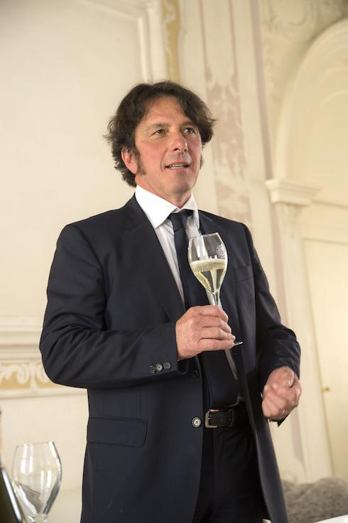 Stefano Zanette, presidente del Consorzio di tutela